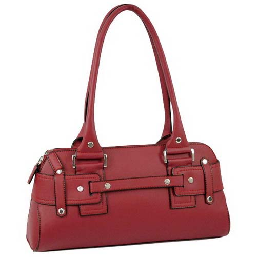 Leather Look Like Fashion Shoulder Bag