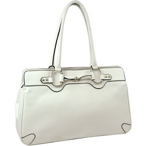 Soft leather like tote