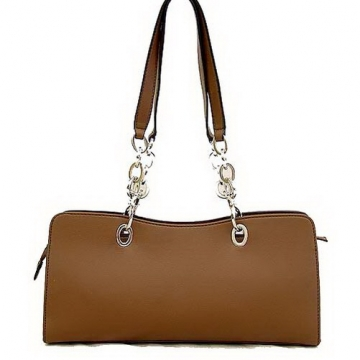 Classic Designer Inspired Shoulder Bag