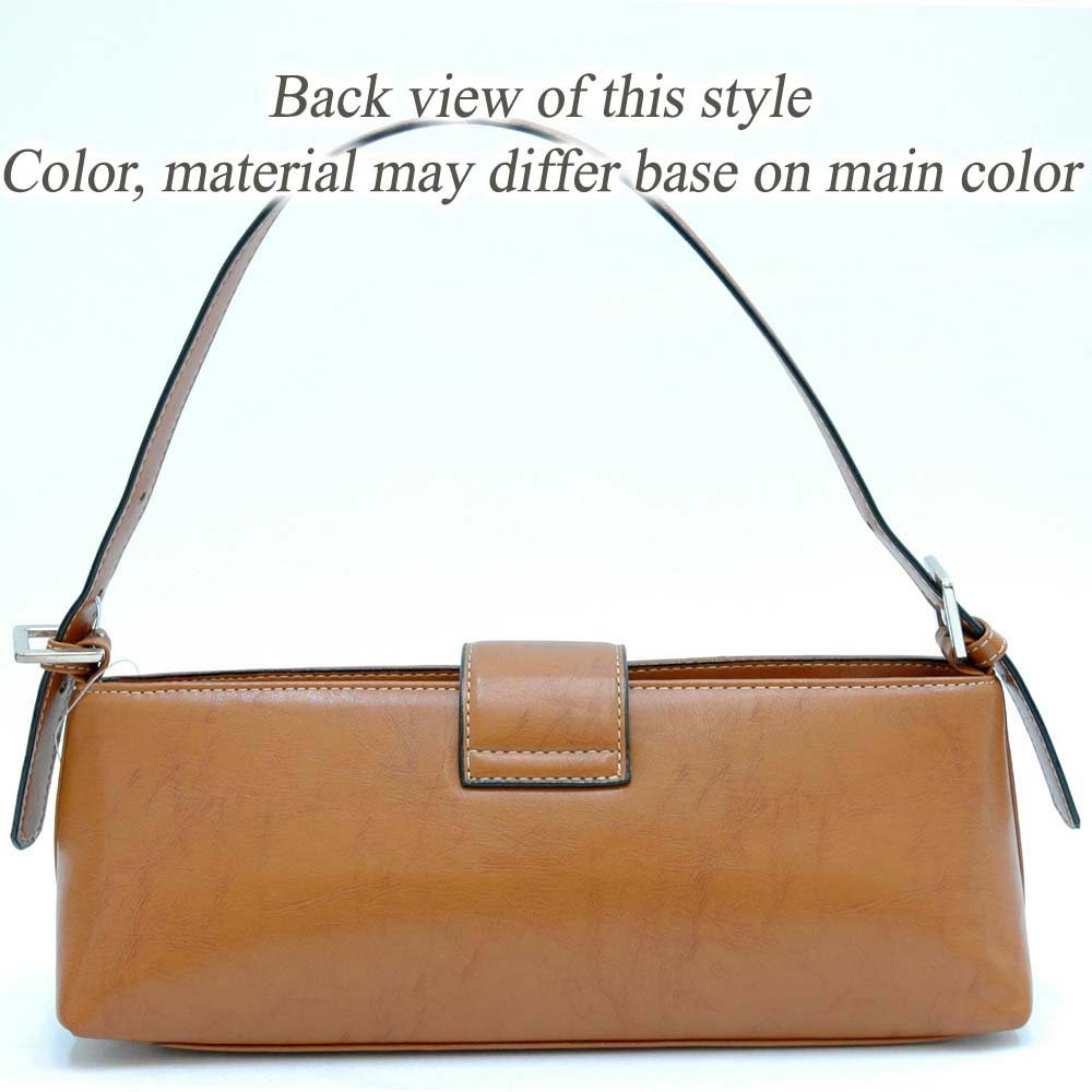 Designer inspired classic shoulder bag