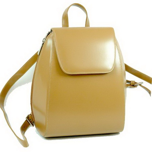 Dasein Stylish Leather Backpack Purse