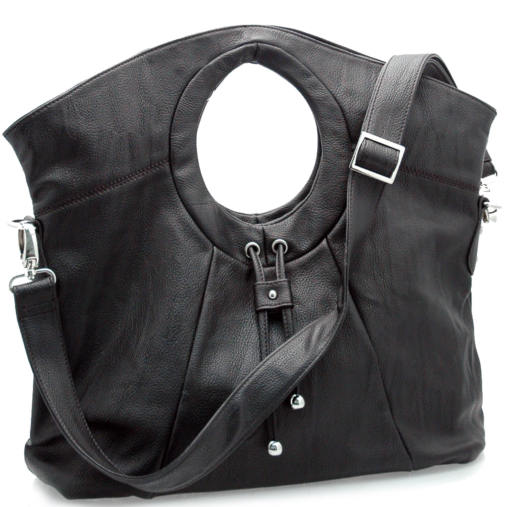 Dasein Metaphysik® Hole Handle Satchel