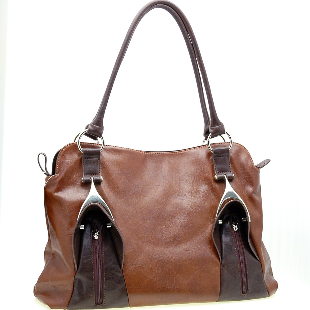 Fashion Tall Tote Handbag