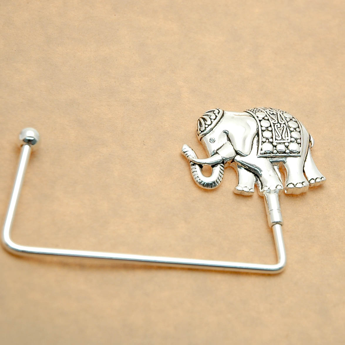 Elephant Purse Hanger