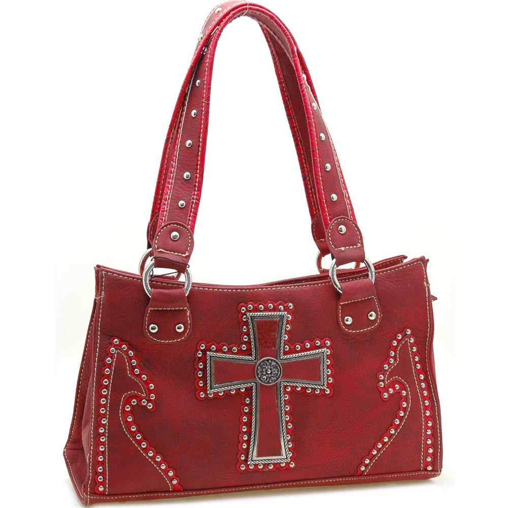 Country Road® Cross of the Frontier Preacher Shoulder Bag