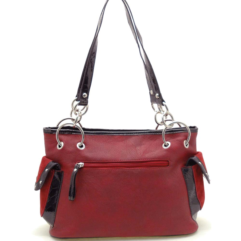 Dasein Eigenwelt® Dual Pocket Shoulder Bag