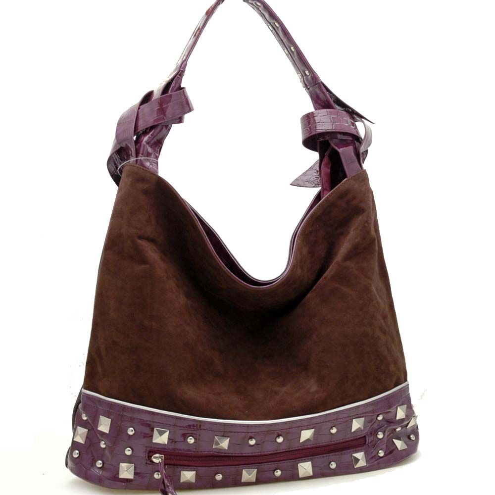 Dasein Eigenwelt® Bottom Studded Hobo