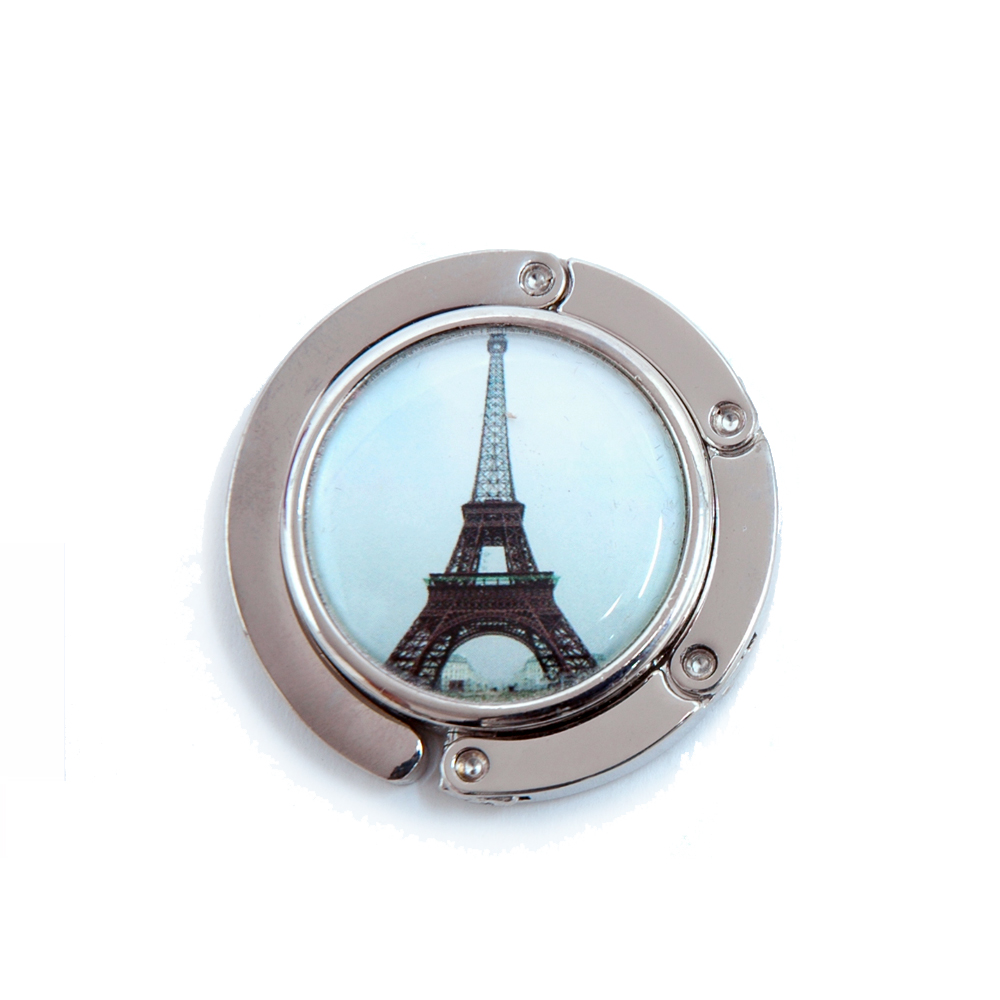 Eiffel Tower Foldable Purse Hanger
