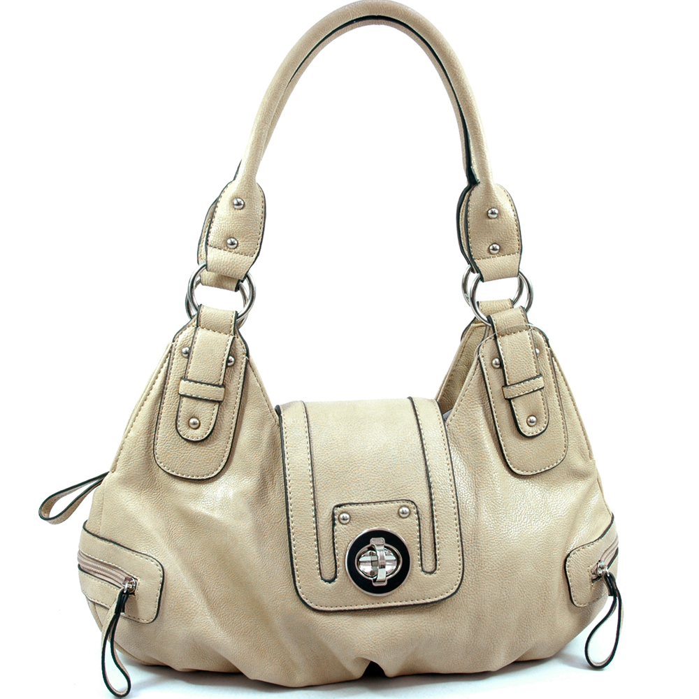 Designer inspired shoulder bag