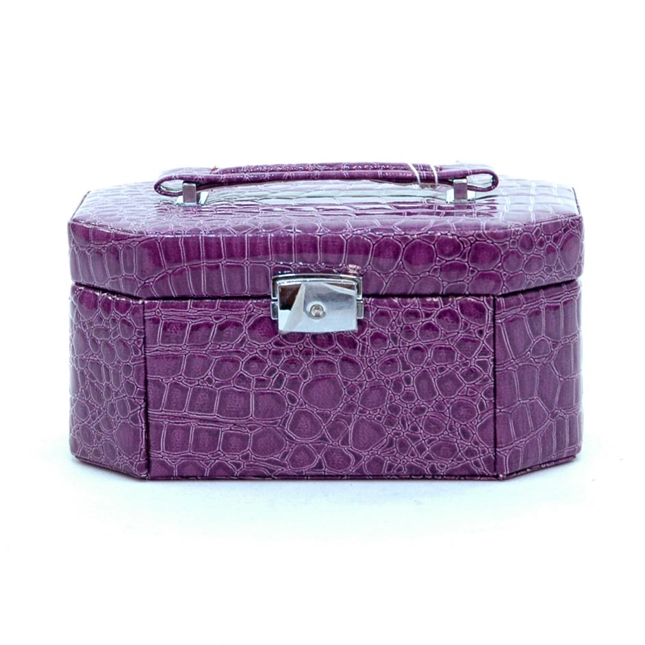 Multi Function Jewelry Box w/ Key