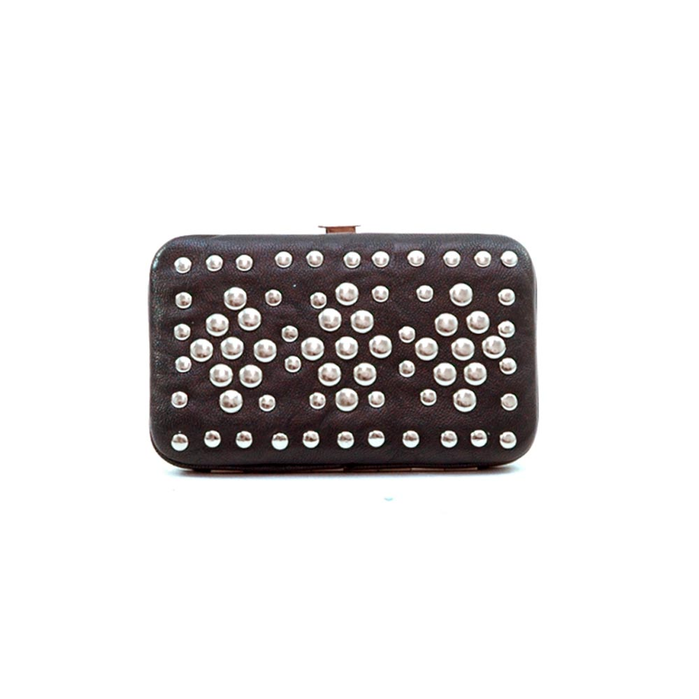 Nima's Studded Card Case