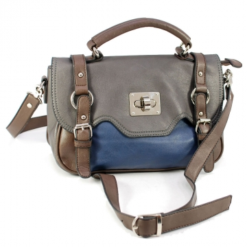 Multi colored Designer inspired crossbody bag