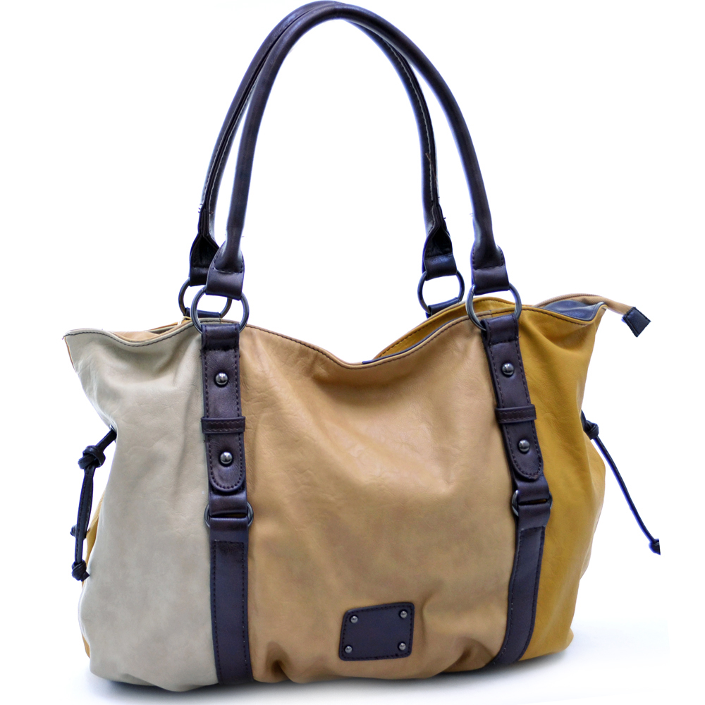 St. Barry® Block Color Tote