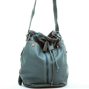 Soft backpack w/ adjustable belted straps