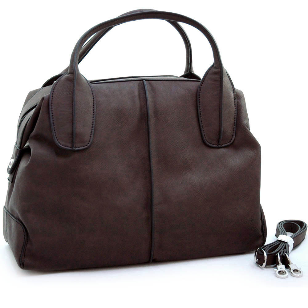 Dasein Worldhood® Bowler Satchel
