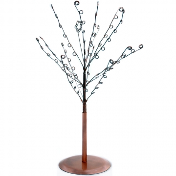 Jewelry tree earring organizer/ display stand