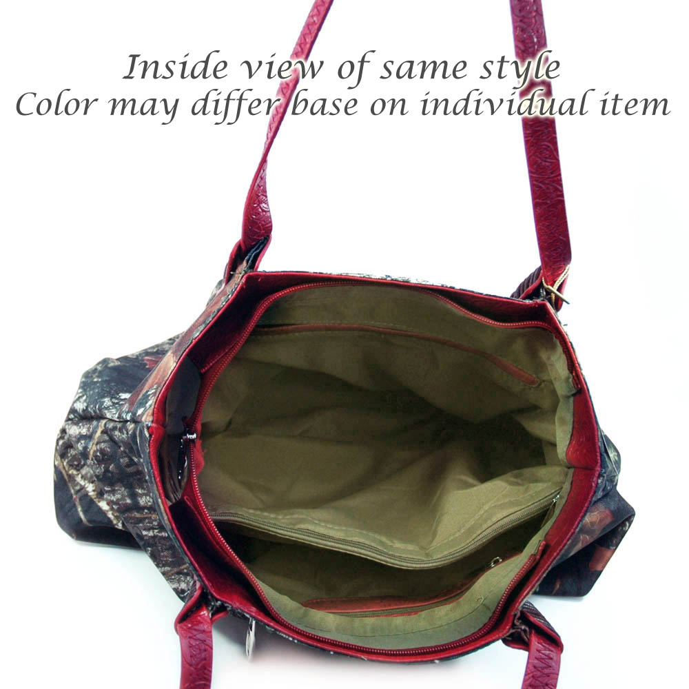 Mossy Oak® Infinity Camo Thin Handle Tote