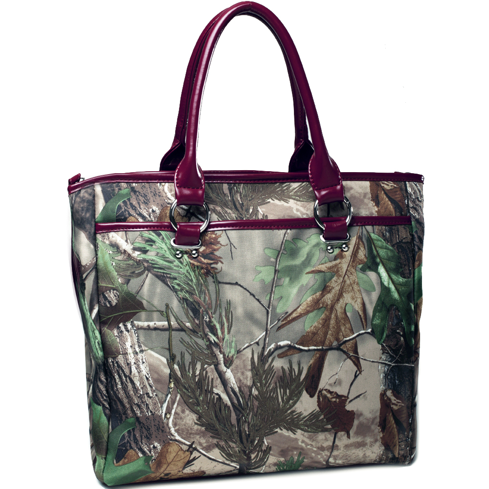 Realtree® APG Camo Large Back Pocket Tote