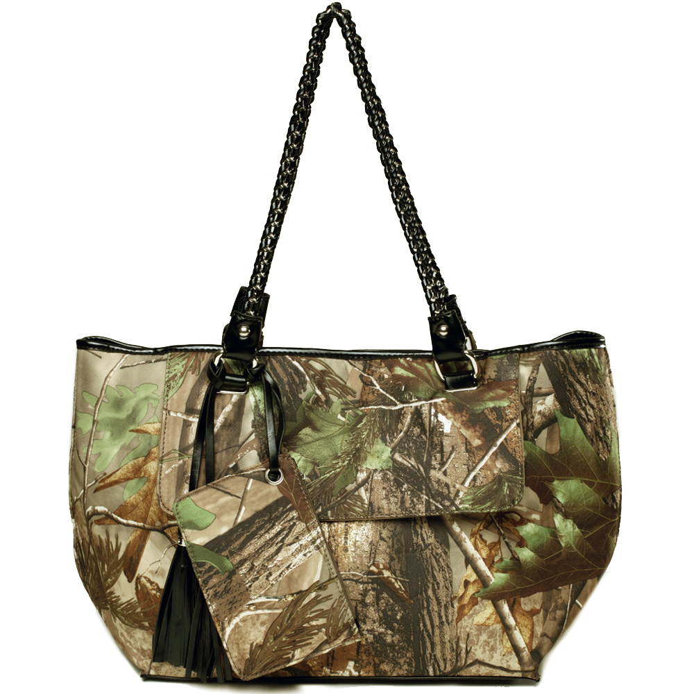 Realtree® APG Camo Tote With Coin Purse