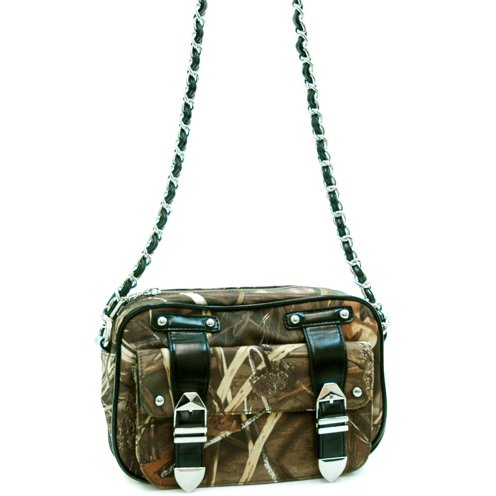 Realtree® Max-4 Camo Chain Handle Crossbody