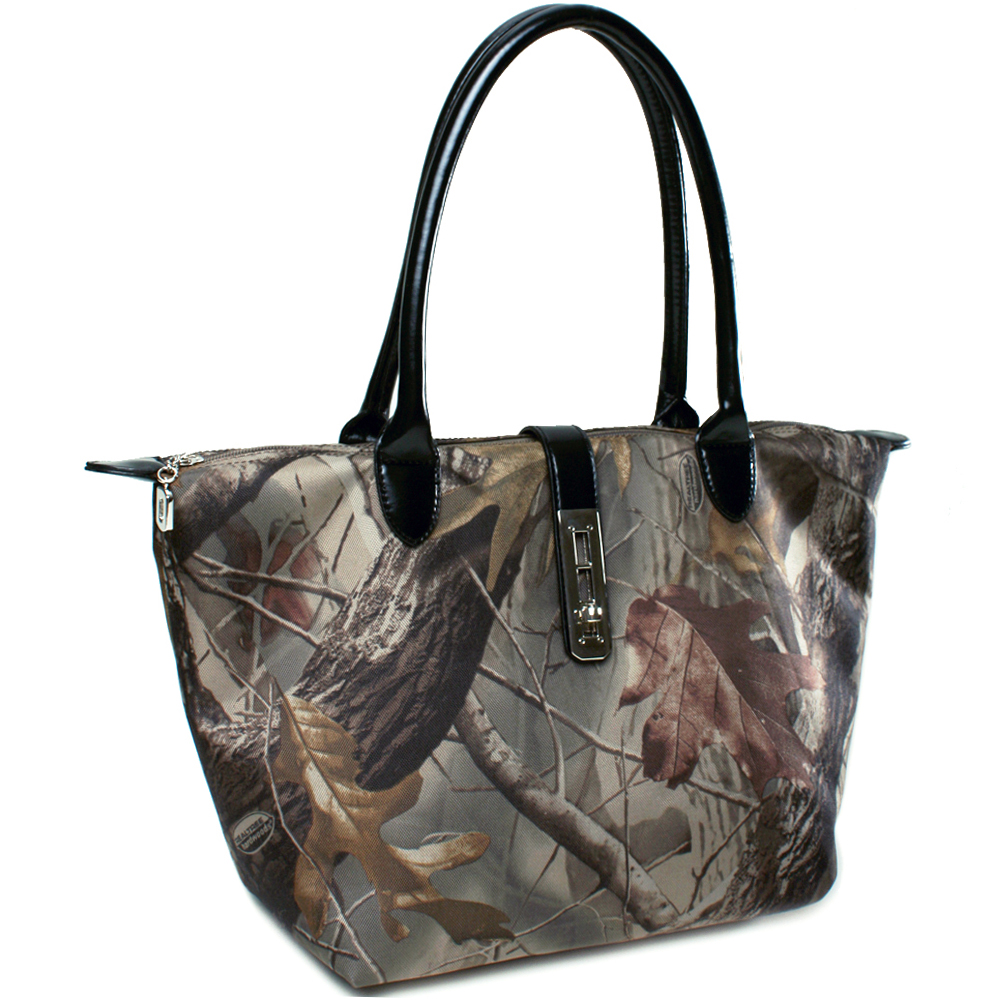 Realtree® Hardwoods HD Camo Tote