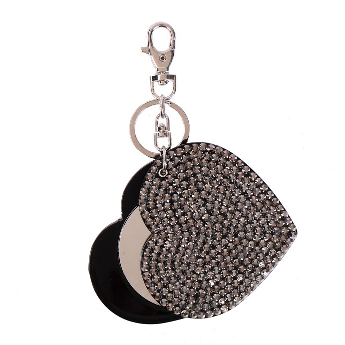Hearts On Fire Key Ring