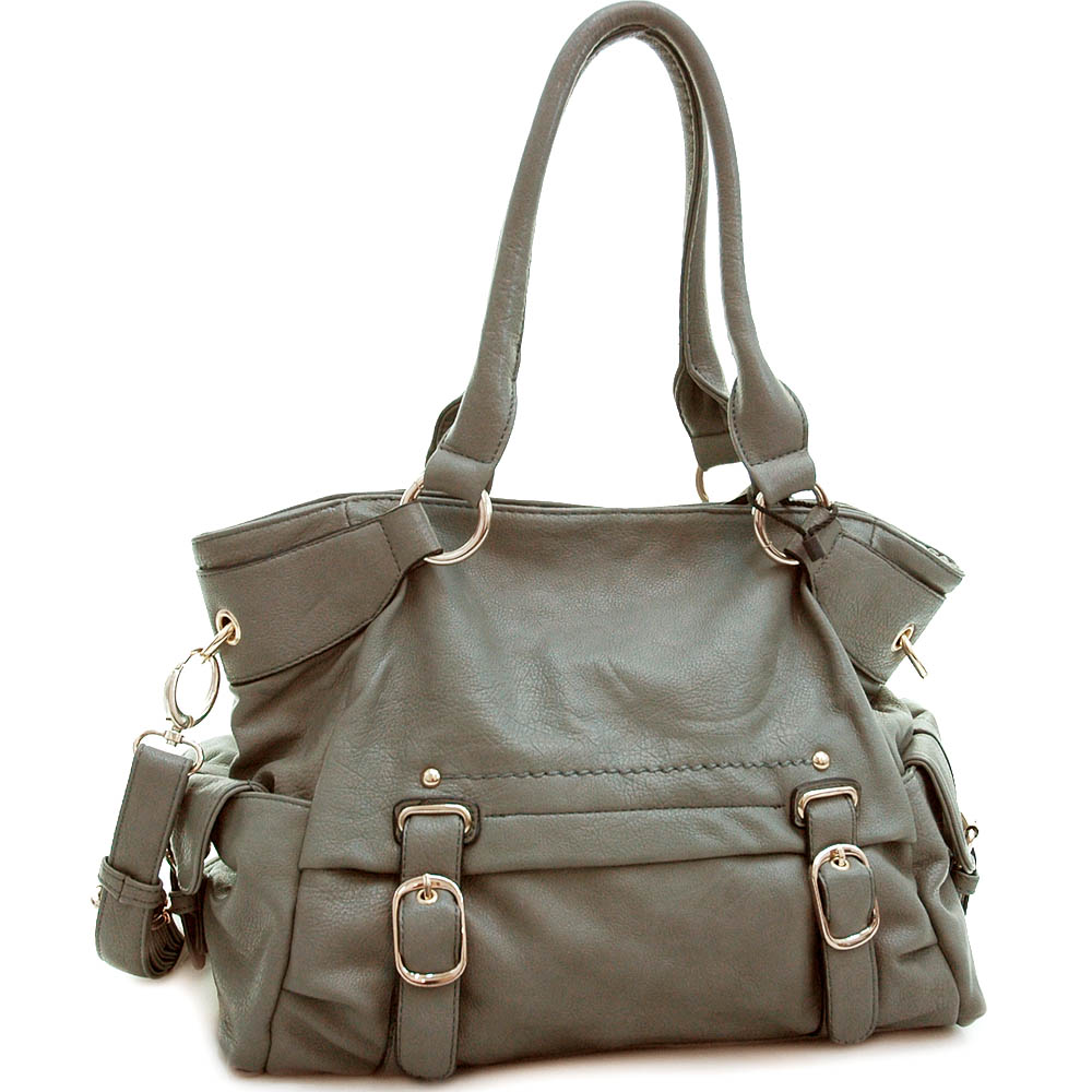 Emperia tote bag with detachable shoulder strap