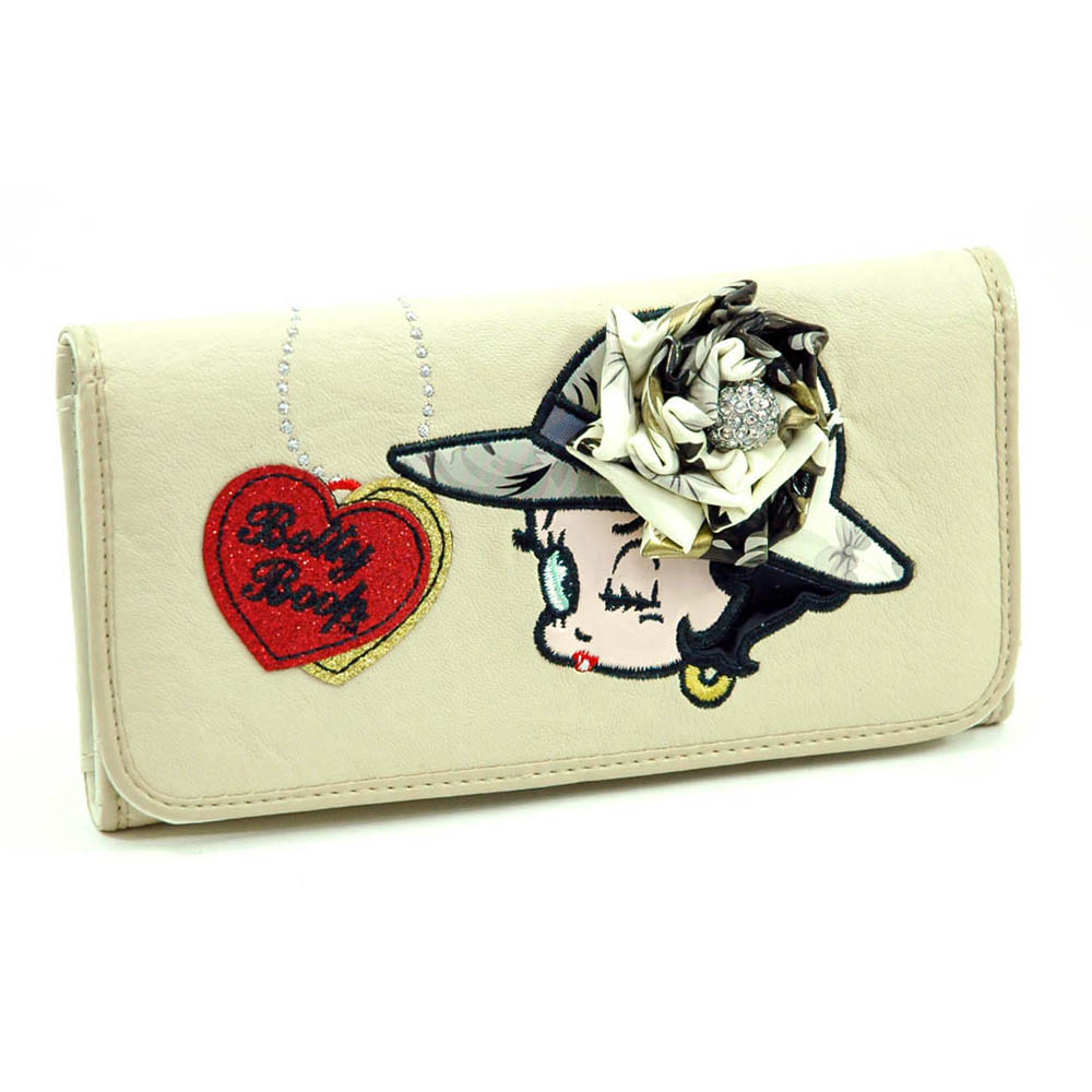 Betty Boop® Jazz Age Flapper Brooch Wallet