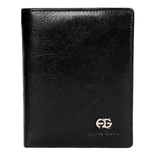 Anais Gvani® Kissena Park Long Genuine Leather Men's Wallet