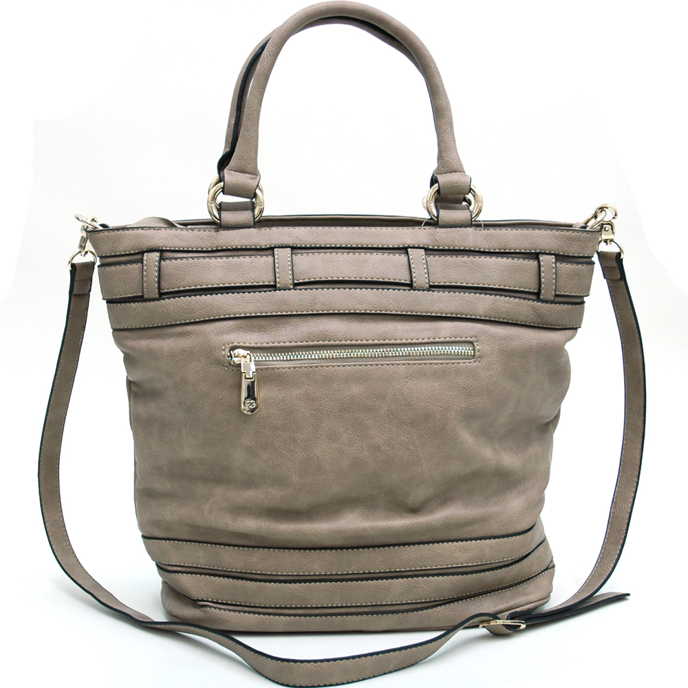 Anais Gvani® East River Park Belted Tote