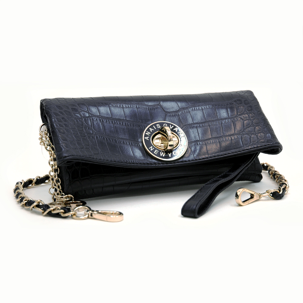 Anais Gvani® Pelham Bay Park Fold-Over Clutch