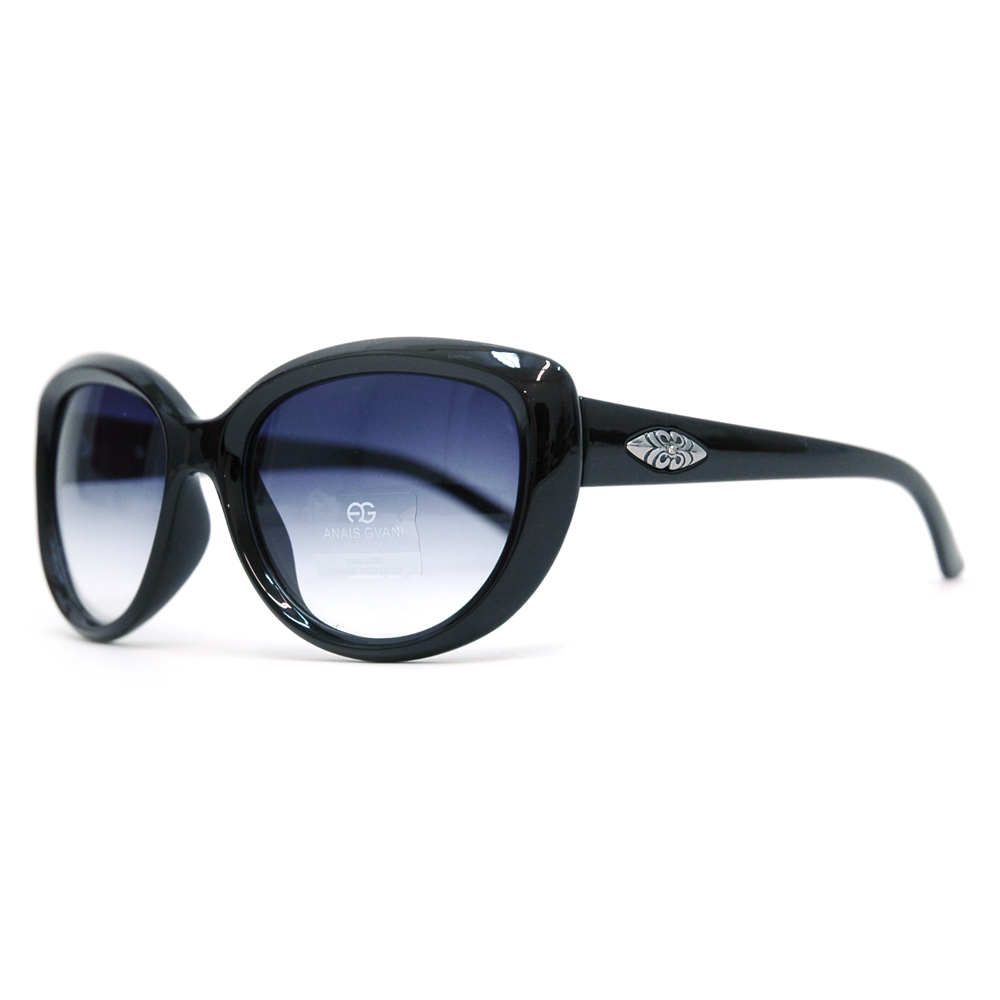 Smooth Round Classic Fashion Sunglasses