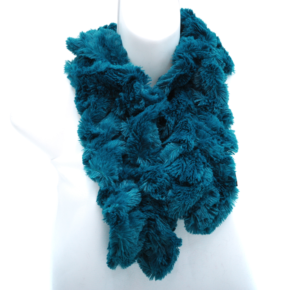 Faux Fur Boa Fashion Scarf