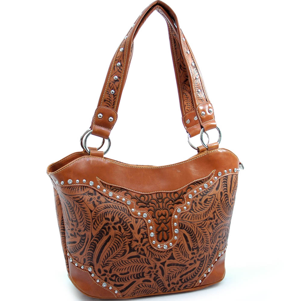 Montana West® Maiden Hair Fern Tote