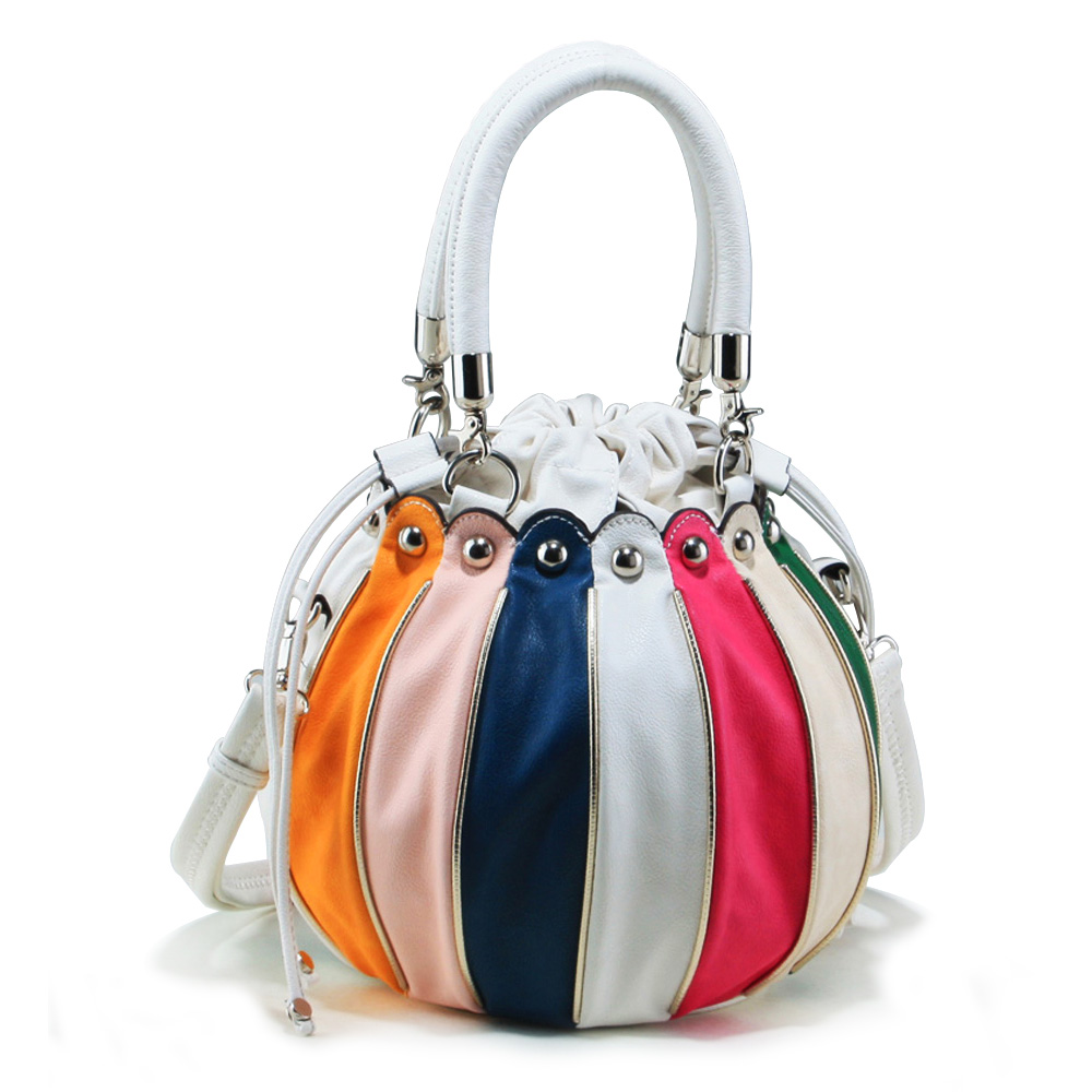 St. Barry Balloon Inspired Fashion Bag with Attachable Shoulder Strap