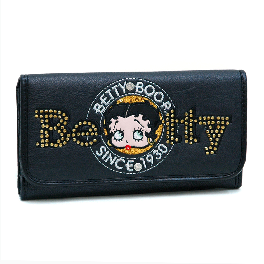 Betty Boop® Original Betty Checkbook Wallet