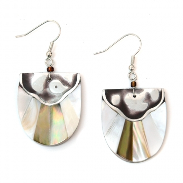 Sea Shell Fashion Dangle Earrings