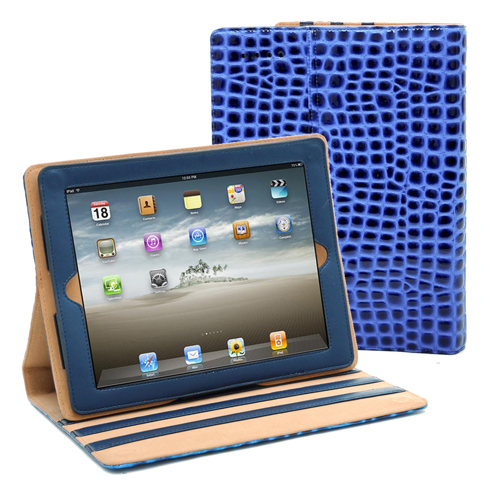 Dasein Kroco® Soft Croco iPad Case