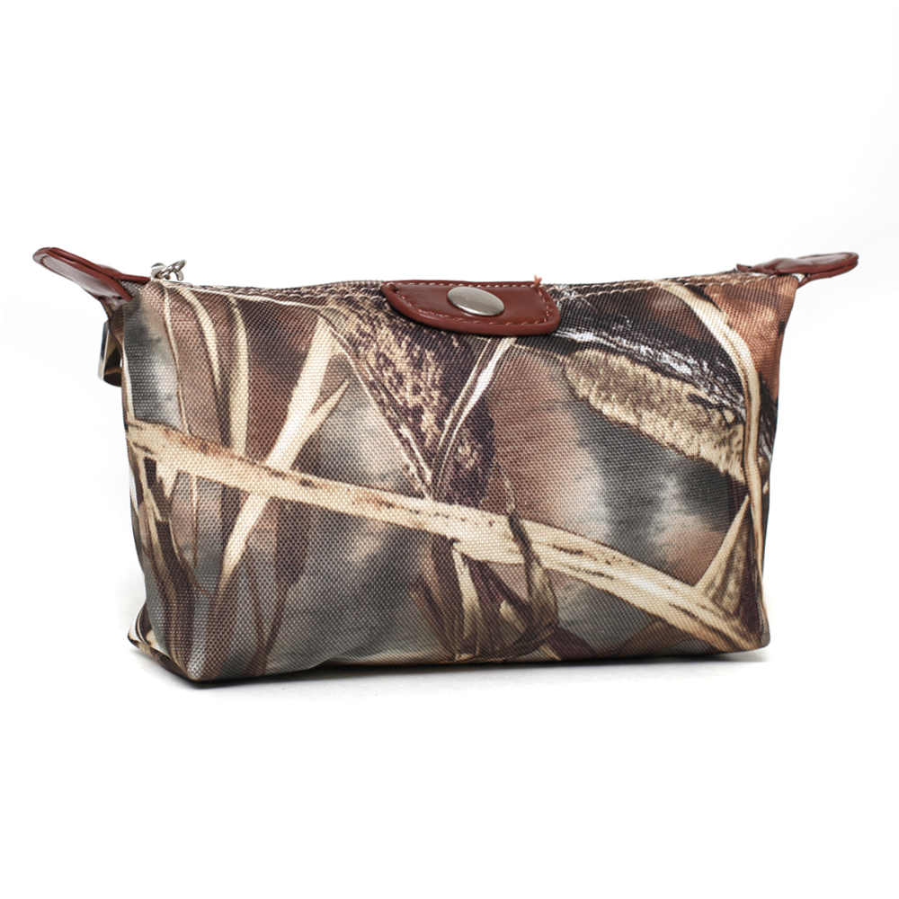 Realtree® Max-4 Camo Zip Top Cosmetic Bag