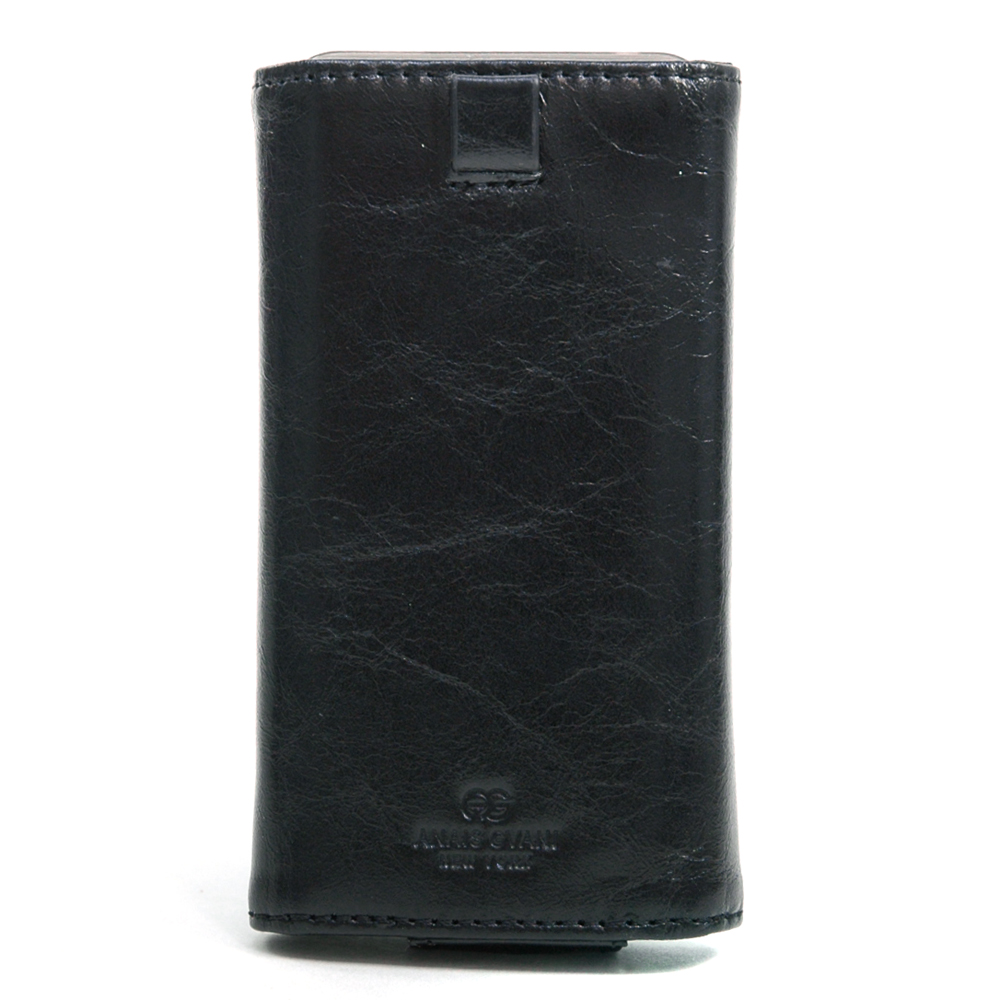 Unisex Sleek Genuine Leather Cell Phone Case/ Compatible with iPhone 4/4S