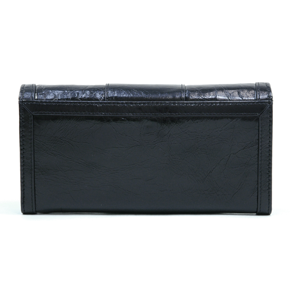 Anais Gvani® Columbus Park Clutch Style Genuine Leather Wallet