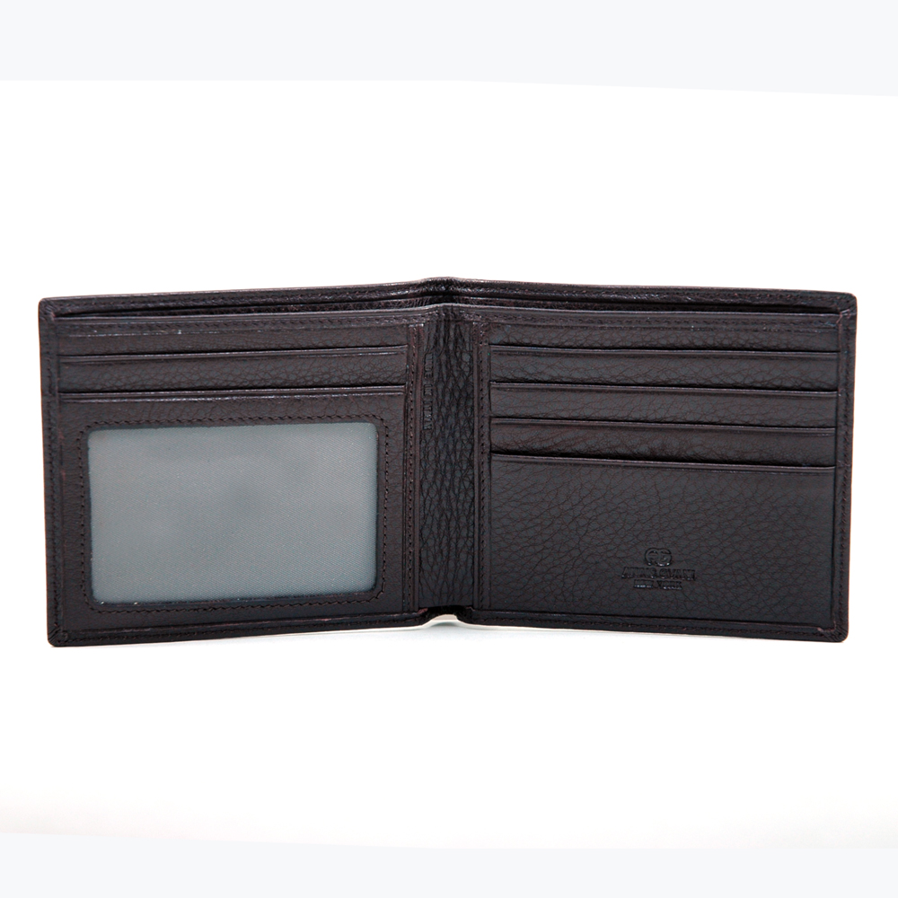 Anais Gvani® Men's Genuine Top Grain Italian Leather Wallet