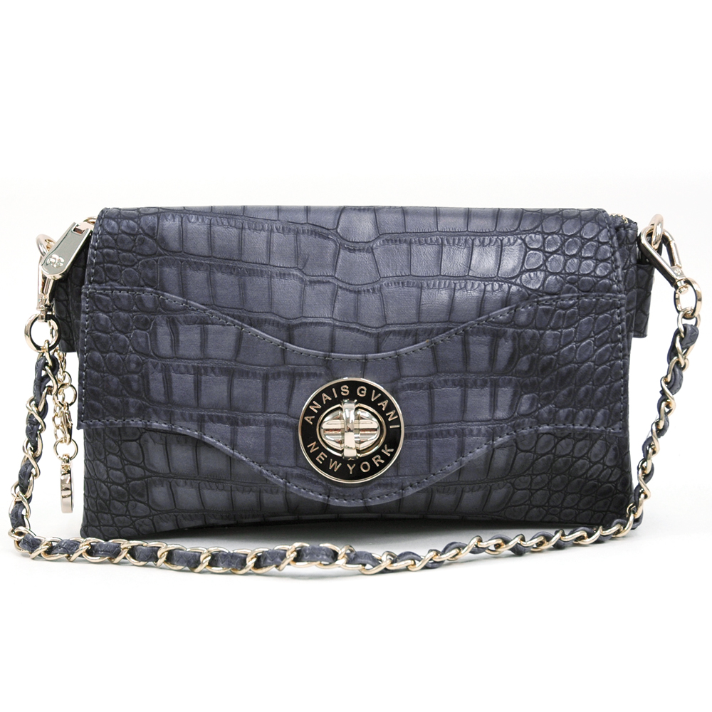 Anais Gvani® Pelham Bay Park Flap-Over Clutch