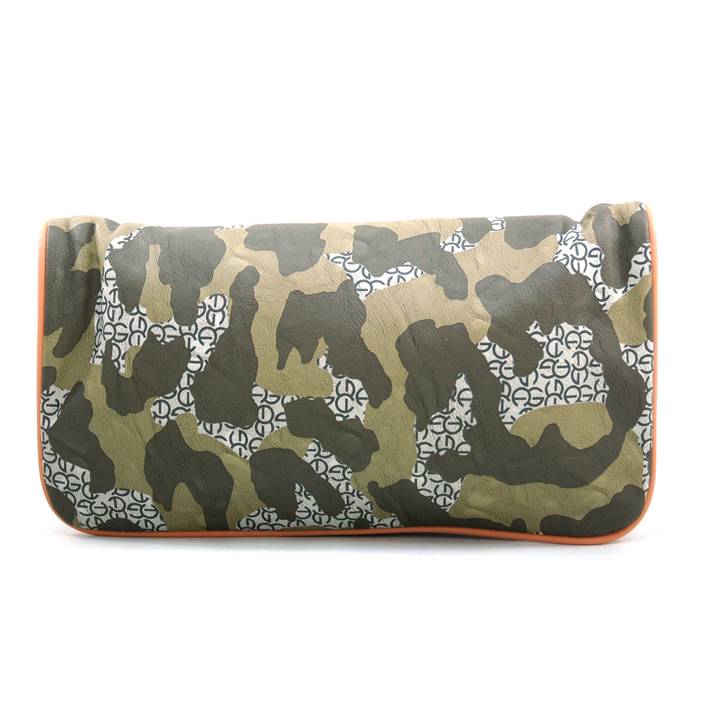 AG Presidio Fold Over Camo Clutch