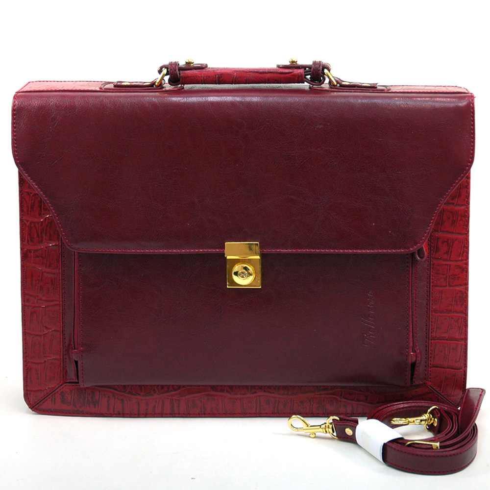 Belle Rose® Men's Briefcase