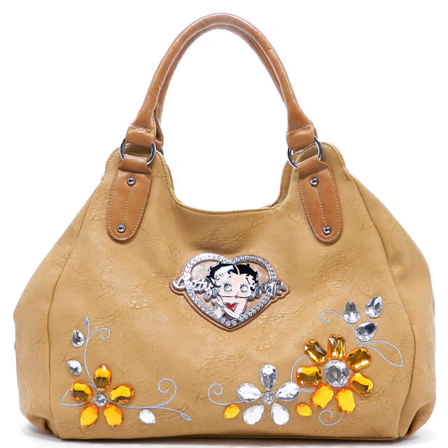 Betty Boop® Boopsie Gemstone Shoulder Bag