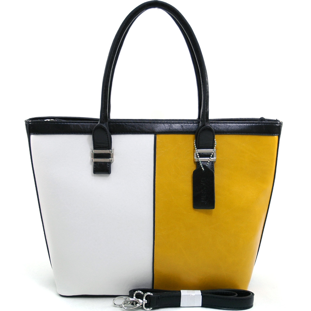 Dasein Phenomenology® Flat Top Tote
