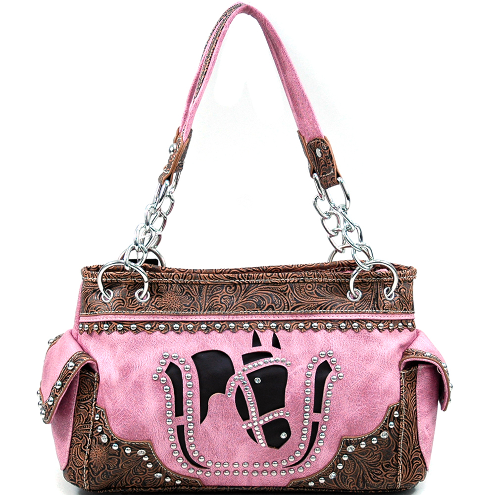 U Style® Cattle Kate's Mare Shoulder Bag