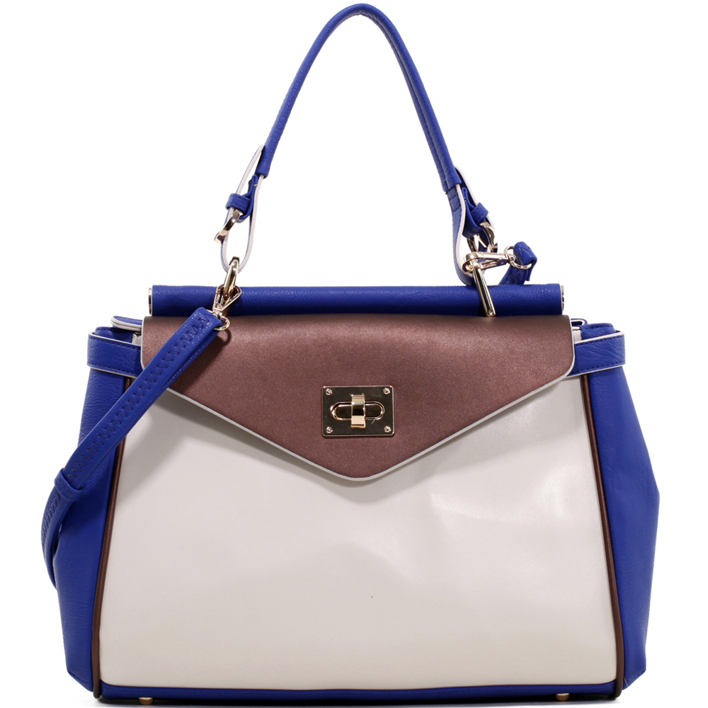 Isabelle® Block Color Satchel