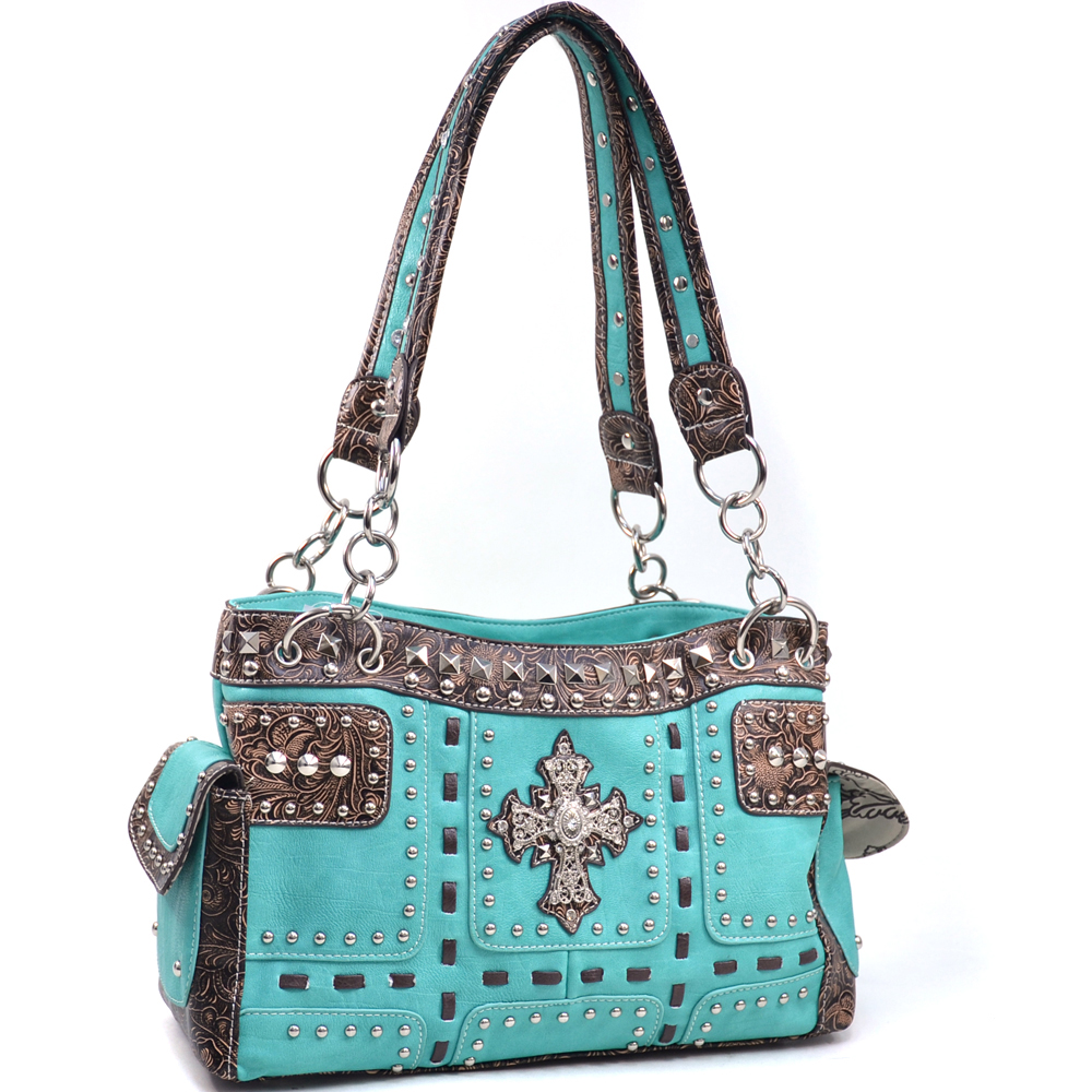 Western Peter Cartwright Cross Shoulder Bag
